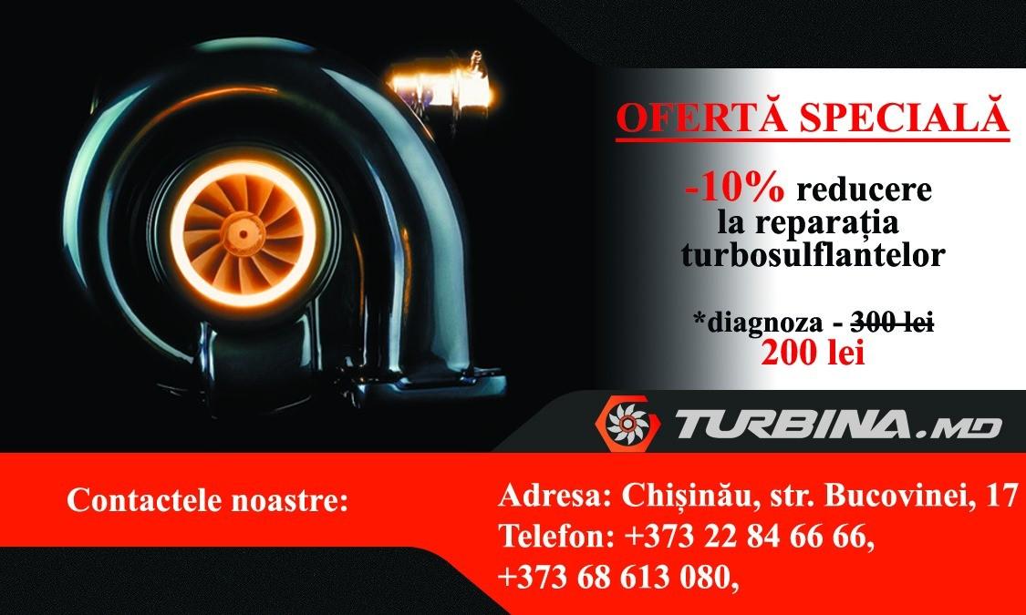 Oferta Turbina MD